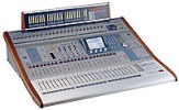 Recording Mixer - analog und digital
