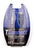 ART TConnect USB To Guitar Interface
