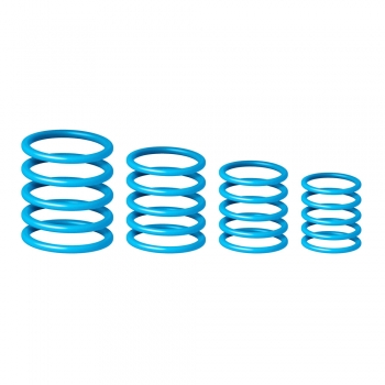 Gravity RP5555BLU1 G-Rings deep sky blue