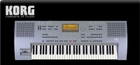 Korg iS-40 Interactive Music Workstation