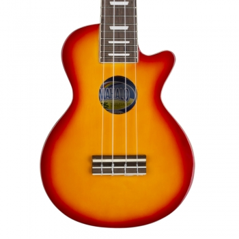 Mahalo ULP1cs Rock LP cherry sunburst Sopran Ukulele