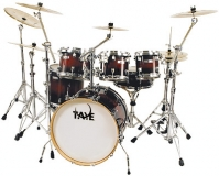Taye SM422JAJK+SMXA50 Java Studio Maple Drum Set