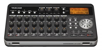 Tascam DP-008EX Portastudio Multitracker