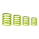 Gravity RP5555GRN1 G-Rings sheen green