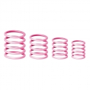 Gravity RP5555PNK1 G-Rings misty rose pink
