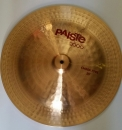 Paiste 3000 20 China Type Becken alte Serie