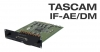 Tascam IF-AE/DM Card US