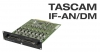 Tascam IF-AN/DM Card US